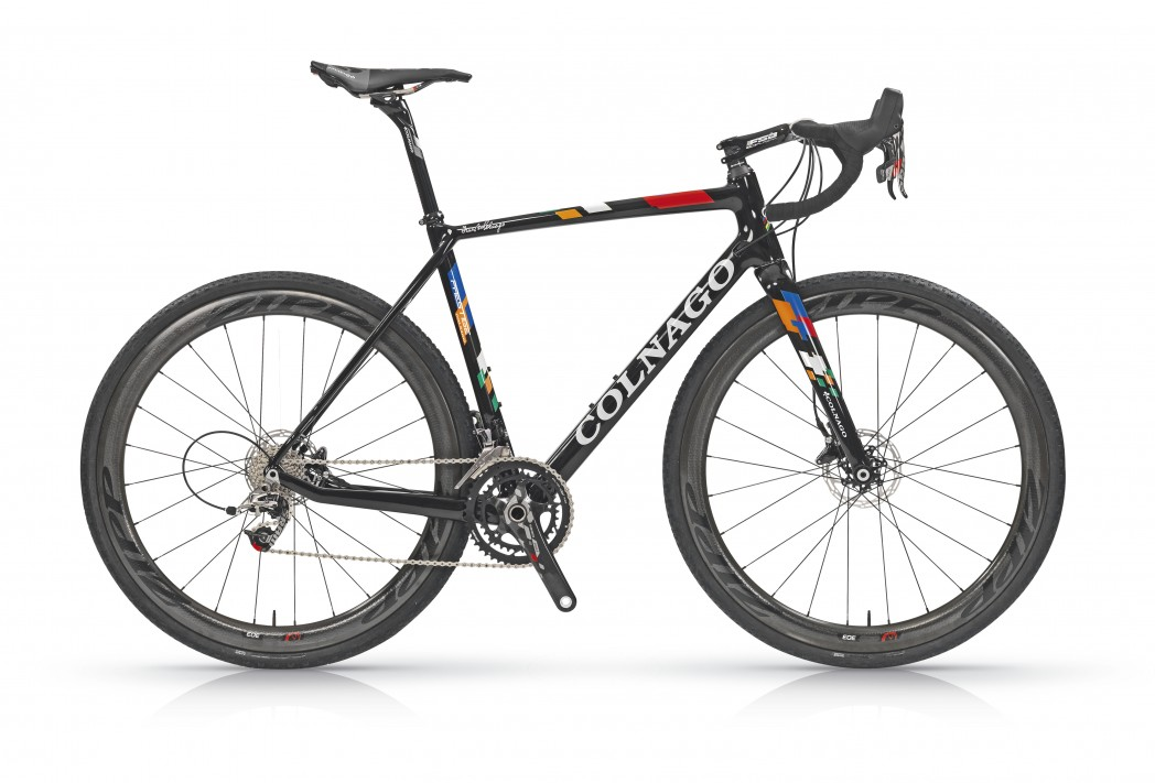 Colnago PRESTIGE the result of years of experience on race courses around the world