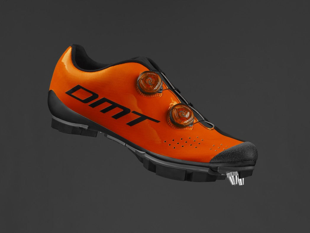 DMT M1 ORANGE FLUO BLACK 1